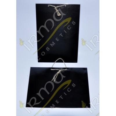 Чёрный   А-4 картонный