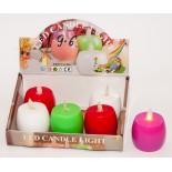 Свеча LED CANDLE LIGHT 9-6
